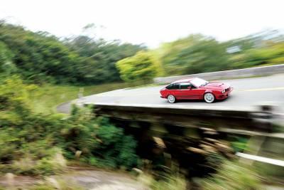拉力界致命美蛇 Alfa Romeo Alfetta GTV6