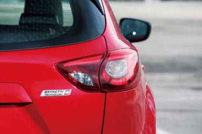 邁向高級化小改Mazda CX-5 2.2D