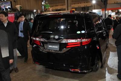 20週年特式車Modulo Honda Odyssey