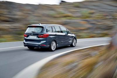 七人輕旅行BMW 2 Series Gran Tourer