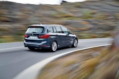 七人輕旅行BMW 2 Series Gran Tourer