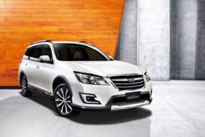 日本Subaru大型七人座Crossover 7正式販售