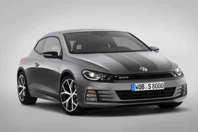 VW發表Scirocco GTS