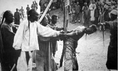為何古代都要在午時斬首!?原因太可怕了…
