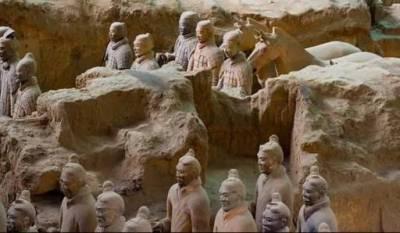 震驚!!秦始皇地宮十大謎團:兵馬俑竟然不是陪葬品!他們是…