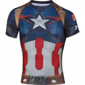 變身超級英雄!美國運動品牌Under Armour和漫威Marvel合作 推出4款英雄系列運動服飾│GQ瀟灑男人網