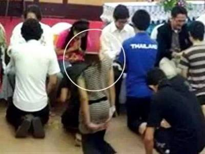 嚇掉半條命!泰國不只鬼片恐怖!靈異照片更可怕!!