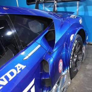 未量產先比賽 Honda NSX Super GT500
