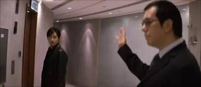 「無間道」的這聲「喂」竟是黃秋生臨場反應!卻有絕佳效果!少林足球和鐵達尼號都有神來一筆!