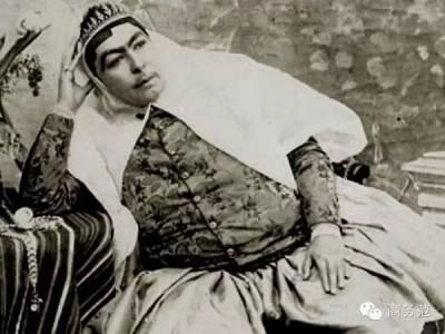 崩潰!童話都是騙人的!真實的「公主」長這樣…伊朗的竟然還長鬍子!