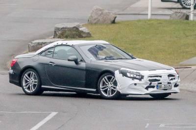 尷尬激凸M.Benz SL-Class Facelift*