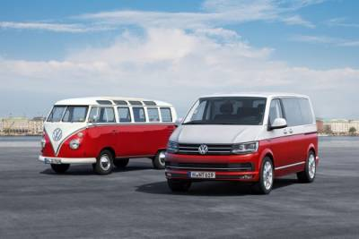 VW T6正式發表