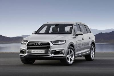 科技美學 Audi驚豔2015上海車展