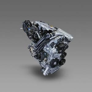 Toyota全新1.2 Turbo引擎發表 Toyota展現節能決心
