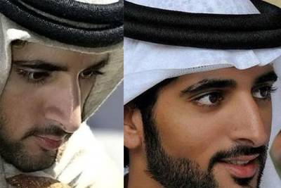 這才叫「高富帥」!杜拜超帥的王子們!每一個都好迷人…就算他很窮也想嫁!