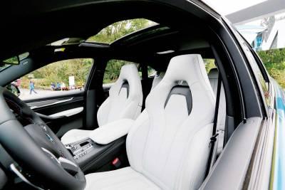 熊的爆發力BMW New X6 M X5 M正式登場