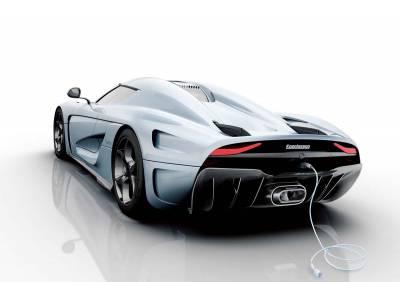 神跑神的價格 Koenigsegg Regera