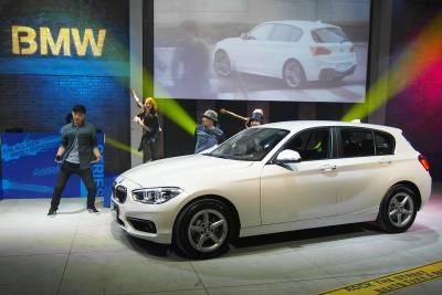 全新BMW 1系列五門掀背跑車 玩樂不設限