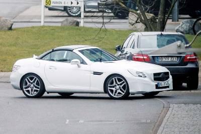 動力設變拍案叫絕 M.Benz SLK Facelift*