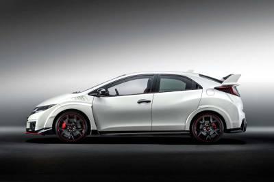 刷新紐柏林前驅車紀錄 Honda Civic Type-R
