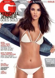 性感不輸姊姊!最夯名模Kendall Jenner辣登美國版《GQ》5月號封面│GQ瀟灑男人網
