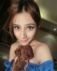 李倩蓉+Angelababy合體!師大中俄混血校花美到窒息!!!!
