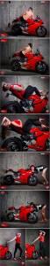 為什麼車模都是女的?看完這些圖終於懂了!!