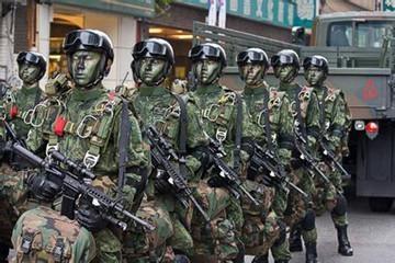 全球聞風喪膽的六支特種部隊!台灣也在裡面!超酷黑色面具!他們是這樣訓練的…