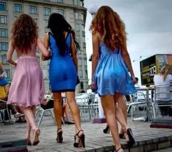 [男人天堂]烏克蘭美女過剩,勇斷全球美女之首 路上實際街拍的照片太驚人了,最後一張圖好過分.....