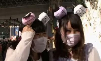 日本展場才是遍地『雨衣』的聖地!直擊日本最龐大「秘密社團」機票我買好了...你呢?