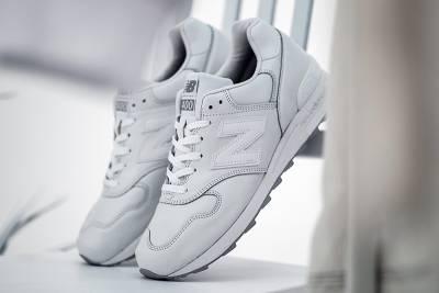 New Balance推出全白M1400SWO ML999AW CM620WH系列鞋款 跟上極簡風格潮流│GQ瀟灑男人網