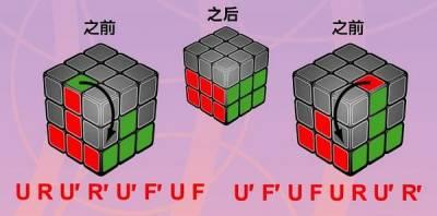 七步就能還原「魔術方塊」!!破解魔方高手的密訣!!