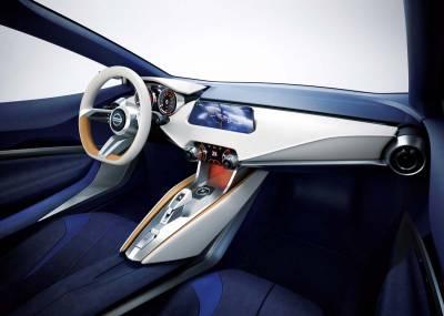 膽子放大 Nissan Sway Concept