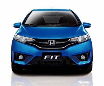 同級最佳 全方位進化Honda Fit