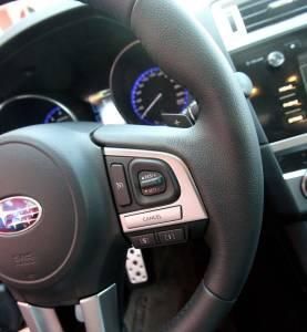 WRC血統體內蔓延 4門限定Subaru Legacy BN9