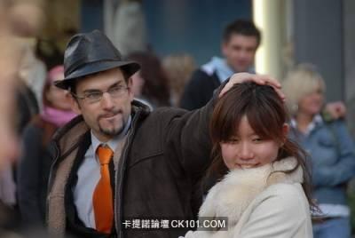 外國人嗆朋友說:你們知道什麼叫正妹嗎