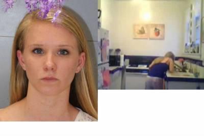 太恐怖了!她在宿舍裝了監視器,竟錄到室友驚人的謀殺行為!!