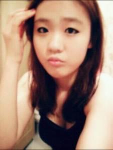 南韓最美曲線「G胸妹」的真面目 ~她,你可以嗎?