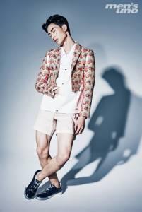 【夏日穿搭哲學】短褲進行式 Shorts ING