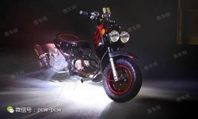 看了3遍也不厭倦!這些摩托車只有日本才造得出