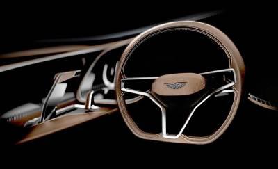 Aston Martin也下海 推出AM37快艇