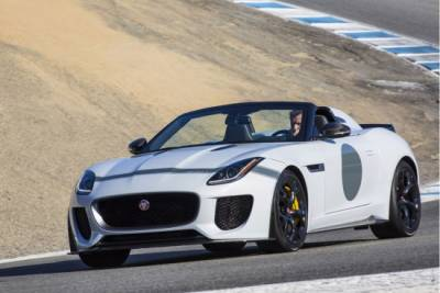 傚想超跑級距 Jaguar F-Type SVR 600hp