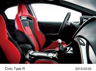 戰狼剖肚看仔細 Honda Civic Type-R