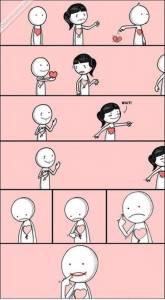 我愛的那個女孩,她愛的不是我...