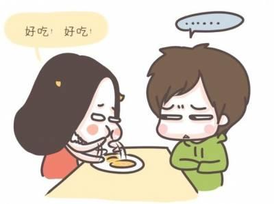 有個懂得吃 愛吃 的女友有多好 看完你就知道 真的是說到心坎裡啊