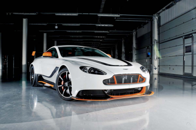 Aston Martin Vantage GT3限量100部道路版賽車