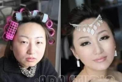 偷拍某「相親節目」的化妝間,以後再也不敢相信這個世界了...