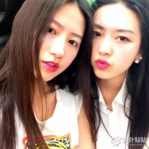 有很漂亮的親姐妹是一種什麼樣的體驗?
