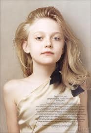 感謝那些年,沒有長歪的童星 ,達科塔·芬妮 她越來越美囉!