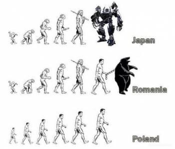 世界各國人類的演化 竟然都不同 日本是最強的